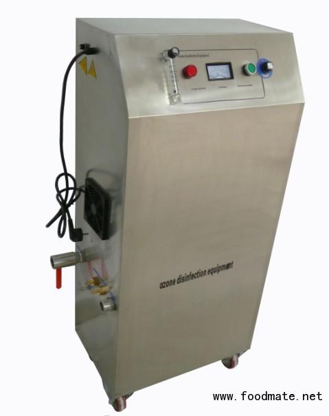 氧气源一体机臭氧发生器臭氧消毒机水处理臭氧发生设备100克