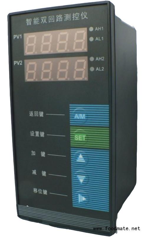 双回路数字显示仪表/光柱显示控制仪