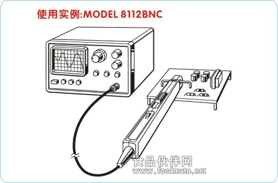 电流电压转换器8112bnc