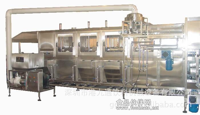 桶装水生产线,大桶水灌装生产线